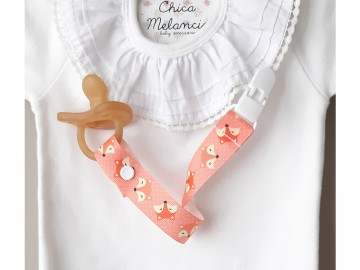Pacifier Holder | FOX + Choose the Clip LIMITED EDITION