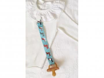 Pacifier Holder | PUPPY + Choose the Clip LIMITED EDITION